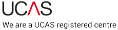 We are a UCAS registered centre